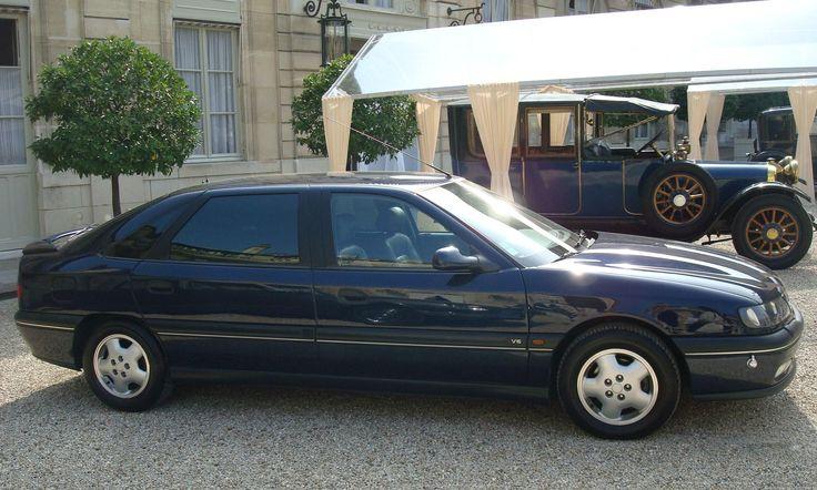 renault safrane limousine presidentielle