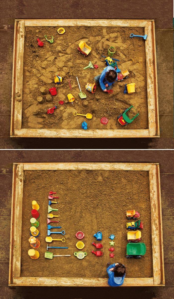 The Art of Clean Up | by Swiss Artist Ursus Wehrli