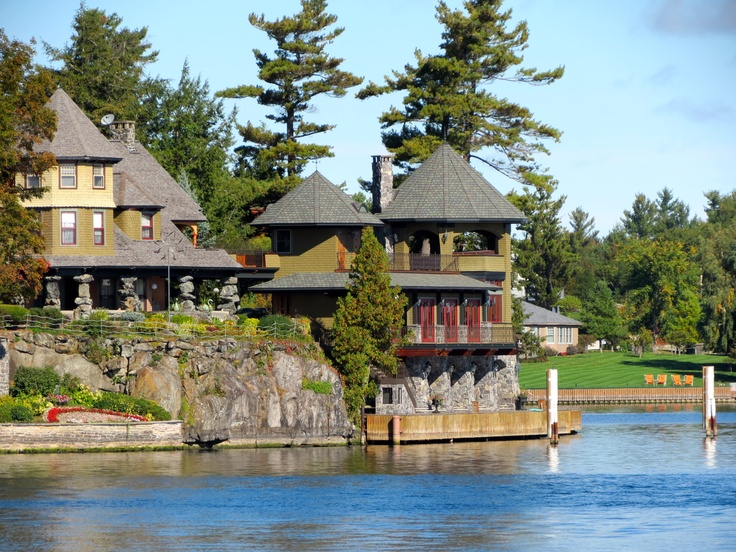 rent cottage island islands redwood waterfront thousand for rental cottages