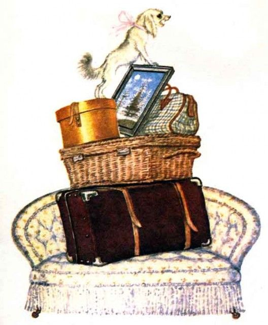 Children's Poem: Luggage