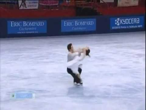 Canadians Virtue & Moir's Flawless Freedance Wins Gold at 2010 Winter Olympics! To Mahler's Symphony no.5 ~ inspiring.