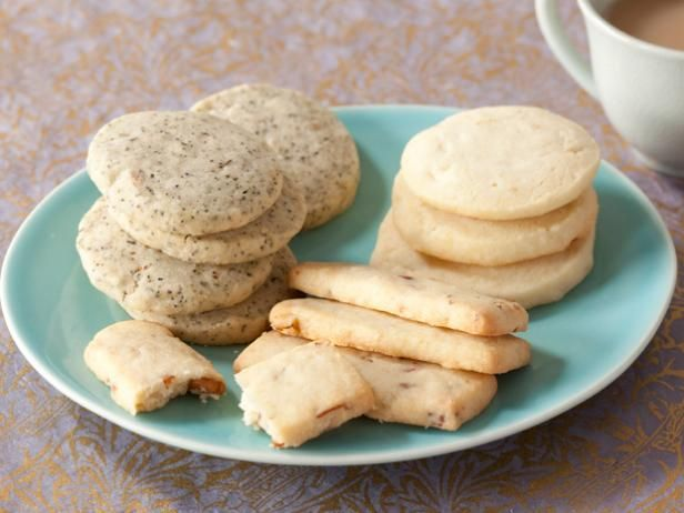 Mix-n-Match Shortbread : Indulge in Claire Robinson's basic shortbread, chai tea shortbread and toasted pecan shortbread cookies, all by following one super-simple, five-ingredient recipe.