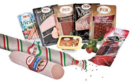 Pick Wurst und Salami Produkte