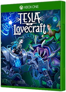 Xbox One Game Added: Tesla vs Lovecraft