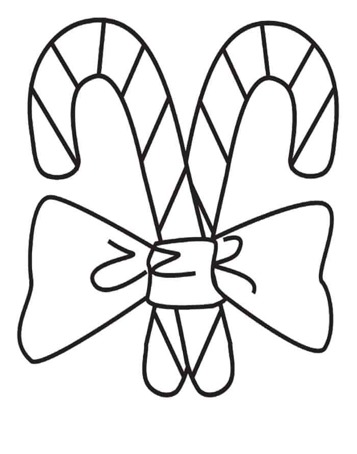 Candy Cane Christmas Coloring Pages For 10 Year Old Girls Candy Coloring Pages Christmas Coloring Pages Candy Cane Coloring Page
