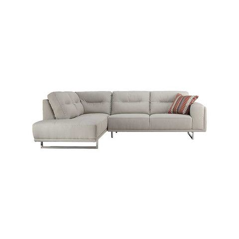 Kasala - Modern Leather Sectional | Furniture Stores Seattle