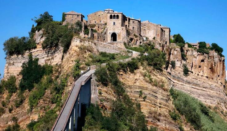 Civita di Bagnoregio- Adquirida por Europamundo