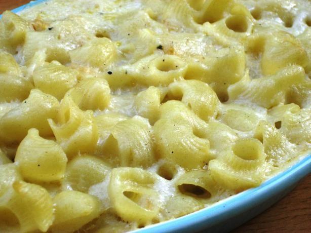 Macaroni & Cheese ( Low Cholesterol). Photo by Pneuma