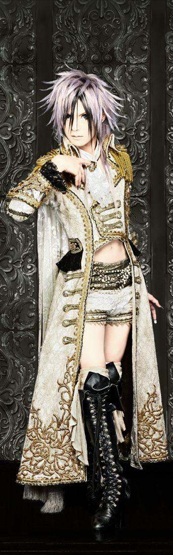 Versailles Guitarist -> Teru