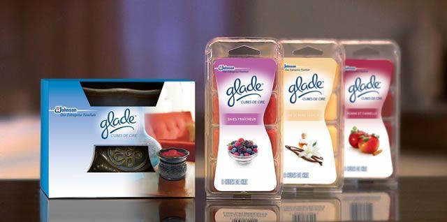 Brand Power : Glade Wax Melts