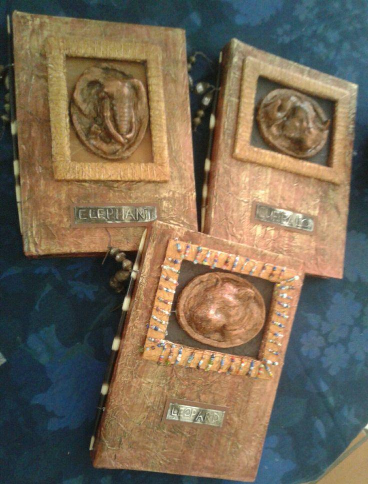 Wildlife journals