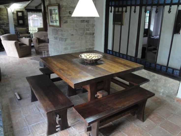Muebles Rusticos Casa Quinta | Comedores