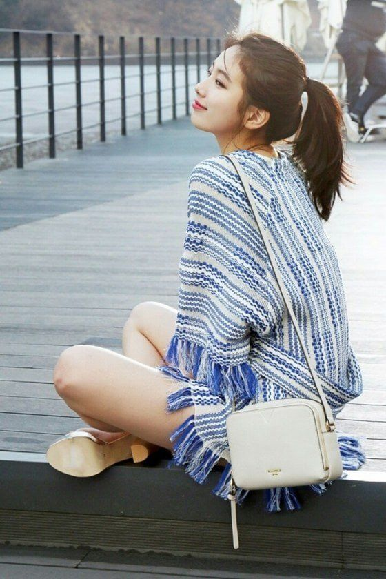 Suzy is too pretty for words in A and B-cuts of 'Beanpole Accessory' shoot | allkpop.com