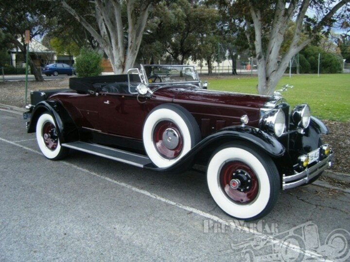 1930 packard 740 roadster this will be my luxury car when