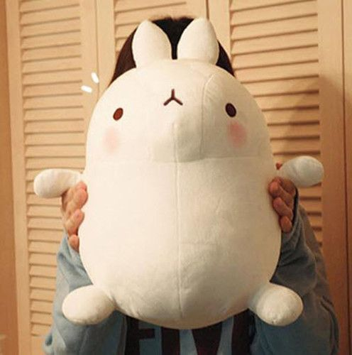 Details About Molang Bunny Rabbit 16 Quot Doll Toy Soft Plush