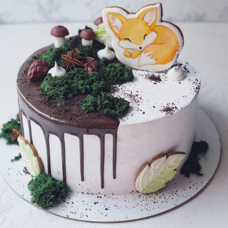 1,253 отметок «Нравится», 8 комментариев — Cakeideasfoto (@cakeideasfoto) в Instagram: «Repost @sweet_land_cake #cake #cakes #cupcake #cupcakes #cakeart #cakeporn #cakelover #cakedesign…»