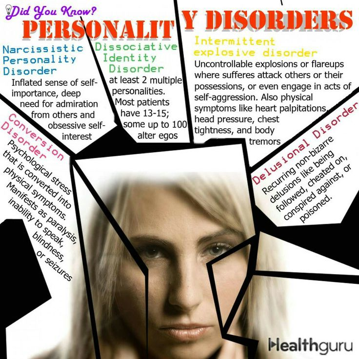 Narcissists and other personality disorders...I have ...