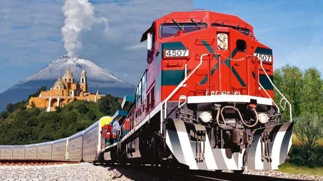 Gobernador insiste en tren turístico Puebla-San Andrés Cholula ...