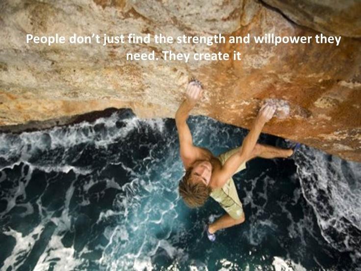 how to get good at rock climbing