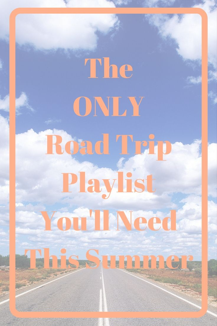The songs on this playlist went through a rigorous audition process to earn their spot in this prestigious playlist. They were chosen based on how fun they are to sing, their popularity over time, and the level to which they inspire wanderlust. I guarantee you and your friends will have the most LIT car on the road.