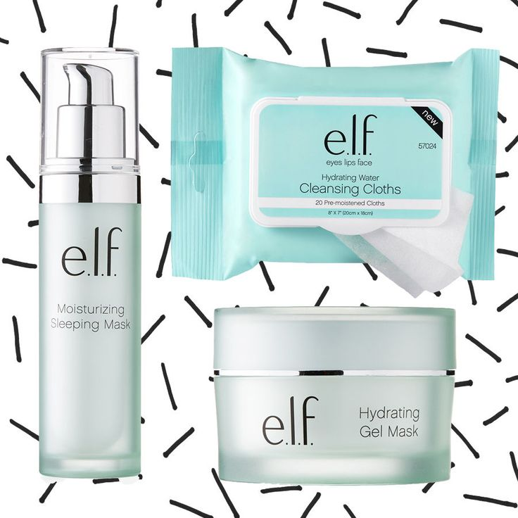 NYLON: e.l.f. Cosmetics Adds Three New Must-Try Products to Their Skin-Care Line