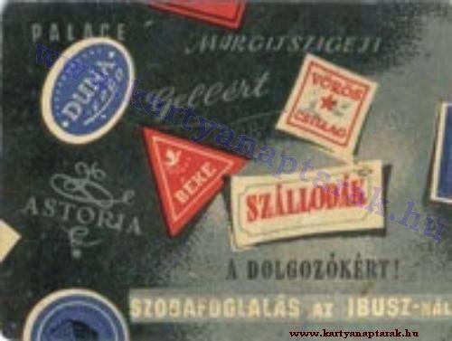 1955 - 1955_0018 - Régi magyar kártyanaptárak