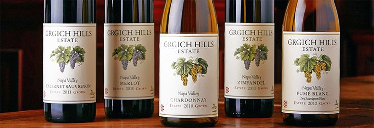 Grgich Hills Estate is committed to natural wine growing and sustainability. & 34 best Wine images on Pinterest | Wine pairings Champagne toast ...