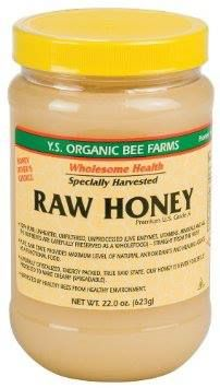 Organic raw honey: http://www.amazon.com/gp/product/B000Z93FQC/ref=as_li_qf_sp_asin_il_tl?ie=UTF8=1789=9325=B000Z93FQC=as2=theheahomec0a-20  The only brand from the store that I will buy if I have temporarily run out of raw local honey.