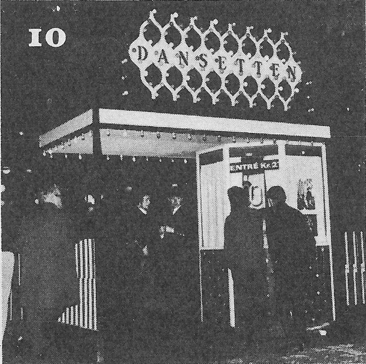 Dansetten i Tivoli 1968