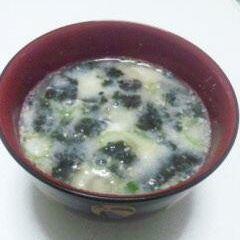 風邪の時も、簡単即席にんにく生姜スープ