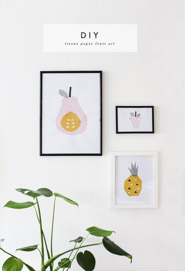 fill your walls | The Lovely Drawer | Bloglovin'