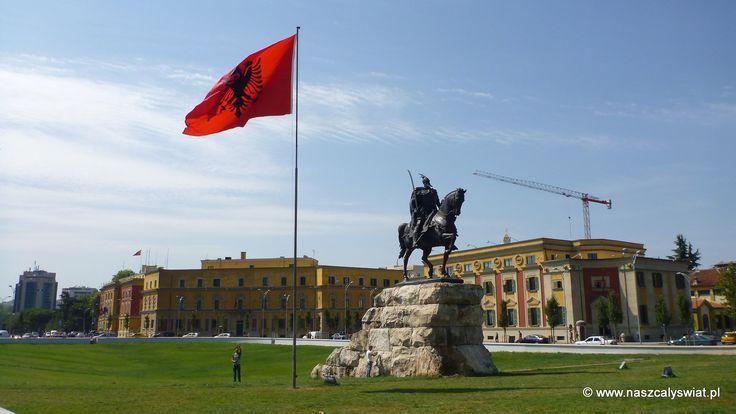 Stolica - Tirana (Capital city - Tirana)