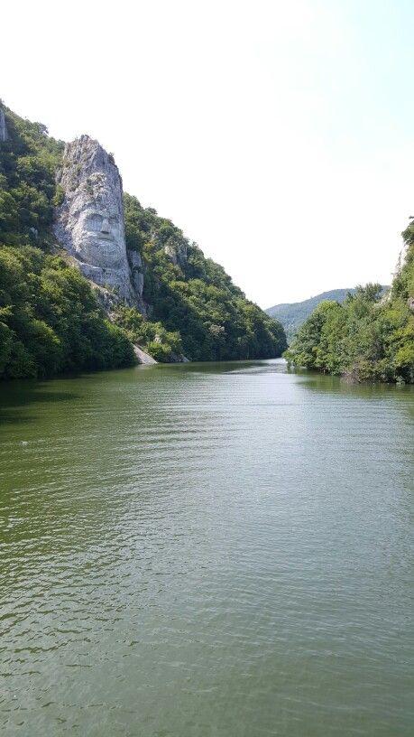 Decebal Cazanele Dunarii Romania