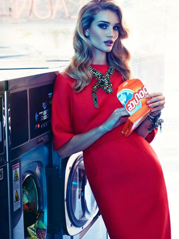 Vogue México Novembro 2014   Rosie Huntington Whiteley por James Macari [Editorial]