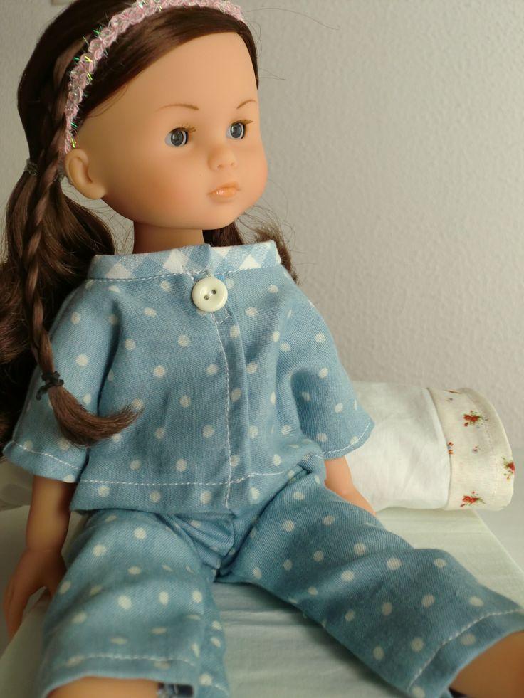 Bonjour Chloé! Poupée Les Chéries. Corolle doll.