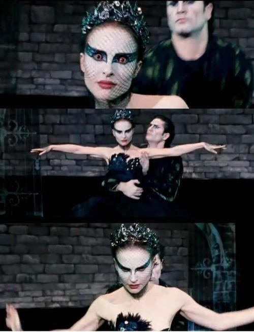 """""""Black Swan"""". Best Actress Oscar, Natalie Portman"""