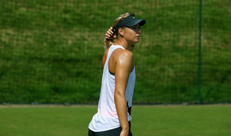 Maria will begin her Wimbledon 2014 campaign on Tuesday on Court 1 against Samantha Murray of Great Britain. Maria has never played the 26-year-old before
