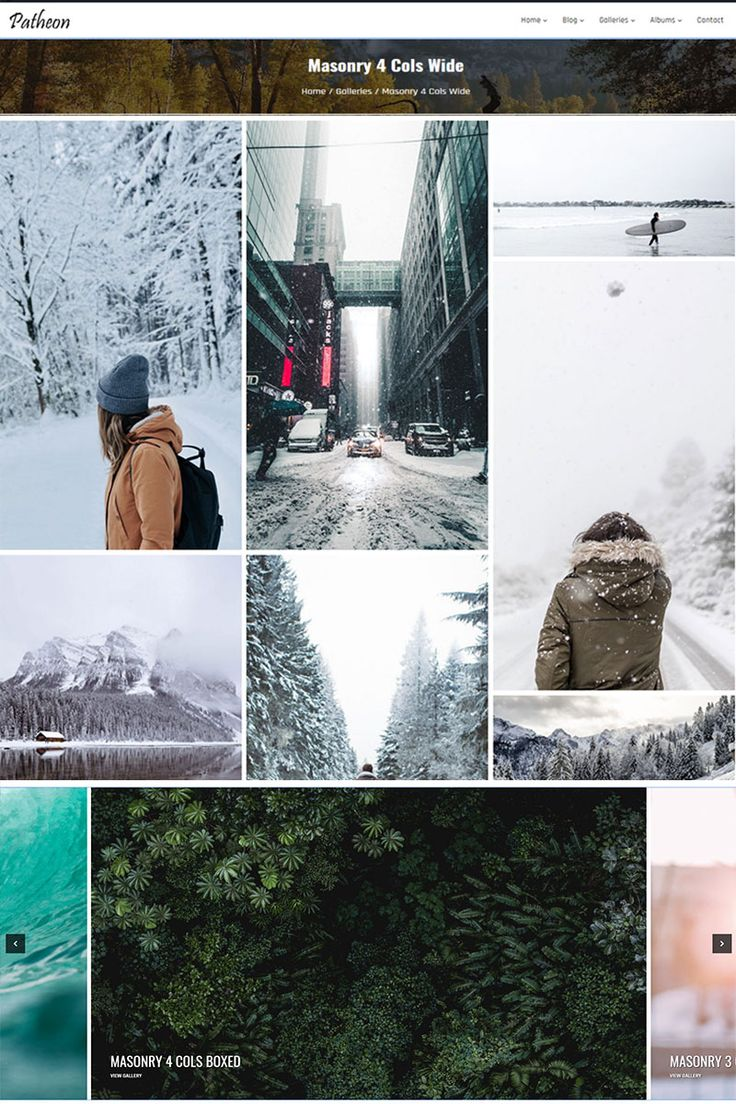 Build a unique website with our Patheon - Photography WordPress Theme. You can change fonts, colors, sections, templates and other options.Patheon built with the latest technologyand looks great on all devices. #portfoliotemplate #websiteforphotographer #templateforphotographer #wordpressportfolio  https://www.templatemonster.com/wordpress-themes/patheon-photography-wordpress-theme-68542.html/