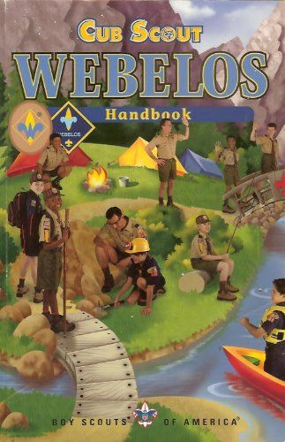 *** Cub Scout Webelos Handbook PDF