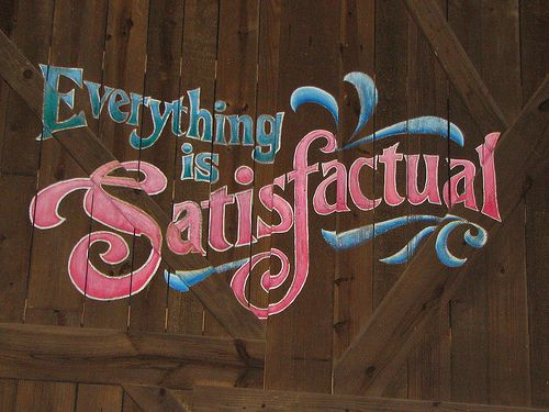 Splash Mountain, everything is satisfactual, frontierland, magic kingdom, walt disney world