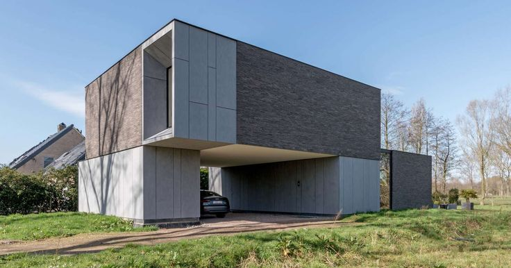 Gallery of DE BAEDTS House / Architektuuburo Dirk Hulpia - 8