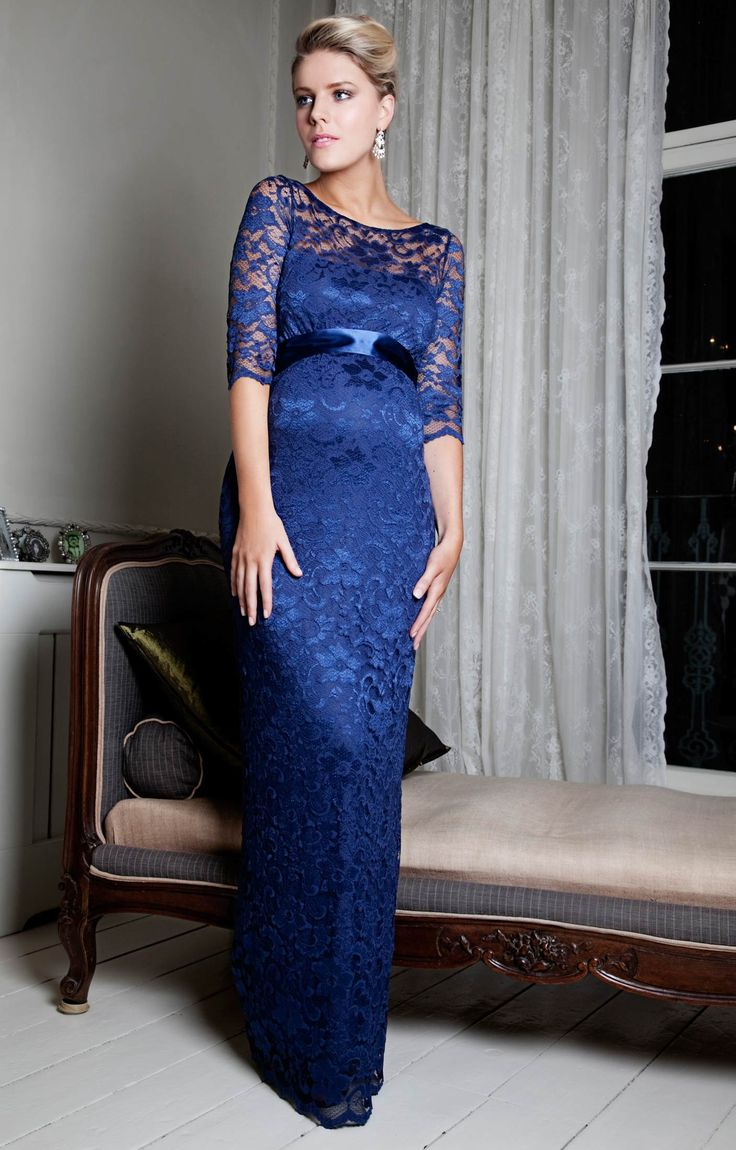 19 best bruid images on pinterest make up braids and chignons our bestselling amelia lace maternity dress is regal and charming now available in full length windsor blue as worn by princess madeleine of sweden ombrellifo Choice Image