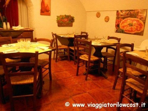 L'altra sala piccola della Pizzeria Gaetano Genovesi a #Napoli (zona #Posillipo)