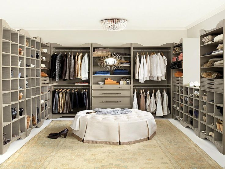 54 best Closet Inspiration images on Pinterest | Master ...