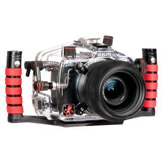 Ikelite Underwater Housing for Canon EOS 760D Rebel T6s (EOS 8000D) DSLR - from Optical Ocean Sales #underwaterphotography #scuba #diving
