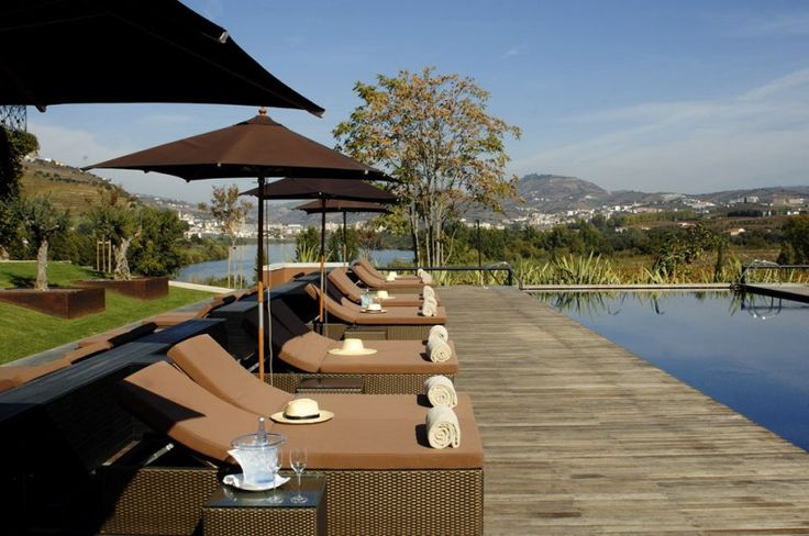 Aquapura Douro Valley is a luxurious hotel complex locatd in Lamego, Douro, Portugal.