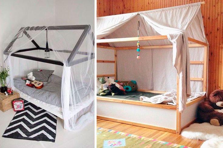 Las 25 mejores ideas sobre cama kura en pinterest truco - Ver habitaciones infantiles ...