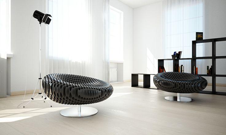 Interior design, visualization