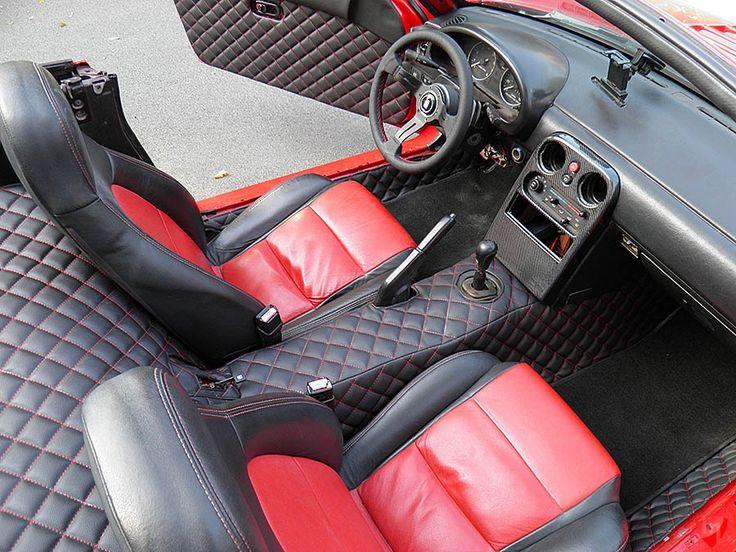 CarbonMiata Transmission Tunnel Cover | Mazda Miata MX-5 Parts & Accessories | TopMiata.com
