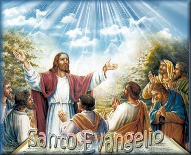 SANTORAL CATOLICO: EL EVANGELIO DE HOY JUEVES 19 DE MAYO DEL 2016 - F...
